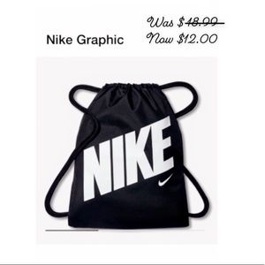 Nike Gymsack drawstring bag BRAND NEW!